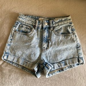 Pacsun Mom Shorts Size 23